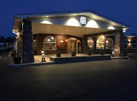 Landmark Motor Inn, hotel in Glens Falls