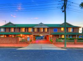 Endeavour Court Motor Inn, motel in Dubbo