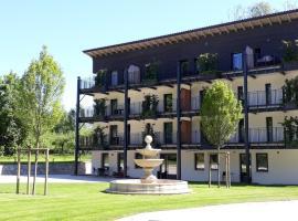 Waldhotel Rainau, Ferienwohnung mit Hotelservice in Ellwangen
