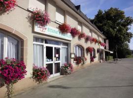 Hotel Restaurant La Grenouillère, hotel in Vitré