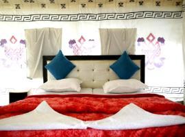 TIH Nubra Leisure Camp, luxury tent in Leh