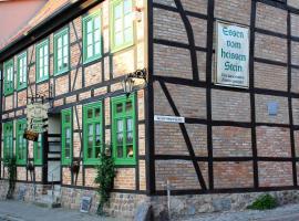 """""""Zum Heiligen Geisthof"""", hôtel à Parchim"""