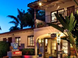 Casa Del Mar Inn, inn in Santa Barbara