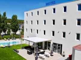 Brit Hotel Martigues Nord, hôtel à Martigues