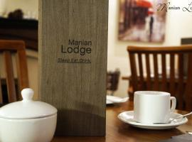 Manian Lodge, hotel v destinaci Kilgetty