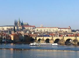 Guest House Savojská, ubytování v soukromí v Praze