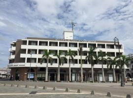 Hotel Oriente, hotel en Veracruz