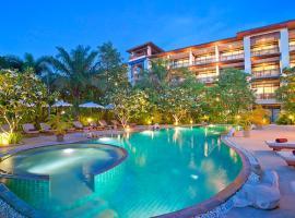Le Murraya Boutique Serviced Residence & Resort, отель в городе Чавенг
