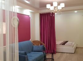 Apartment on Navaginskaya 12, апартаменты/квартира в Сочи