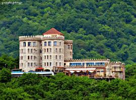 Royal Batoni, отель в Кварели