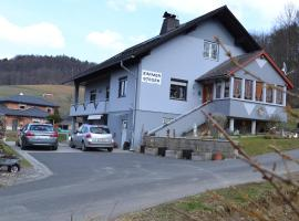 Zimmer Steger, pet-friendly hotel in Gnas