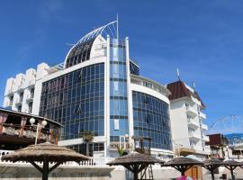 Отель Laza Hall, отель в Лазаревском