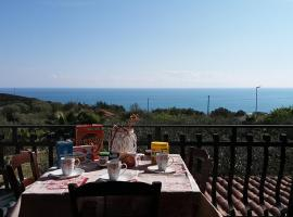 Country Bellavista, accessible hotel in Marina di Camerota