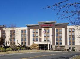 Hampton Inn Carlstadt At The Meadowlands, golf hotel in Carlstadt
