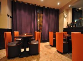 Hotel de l'Europe, hotel near Denfert-Rochereau Metro Station, Paris