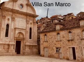 Villa San Marco, self catering accommodation in Hvar