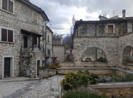 Le Dimore di Angelo, hotel in zona Parco Nazionale della Majella, Sant'Eufemia a Maiella
