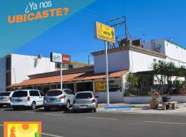 Hotel Posada del Yaqui, hôtel à Ciudad Obregón