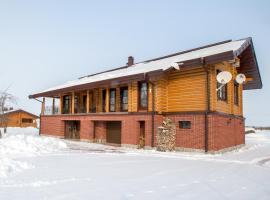 "Усадьба ""Большой камень"", villa in Retle"