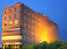 Hotel Sapphire, family hotel in Chandīgarh