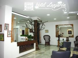 Hotel Lanjaron, hotel en Lanjarón