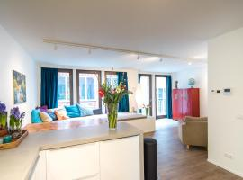 Brand new appartment in oldes part of town, דירה באמסטרדם