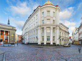 My City Hotel, hotel near Tallinn Train Station, Tallinn