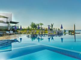 Samothraki Beach Apartments & Suites Hotel, apartment in Makrilies