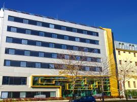 Brigittenau Youth Palace, hostel in Vienna