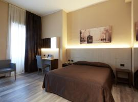 Hotel Ritter, hotel in Milan