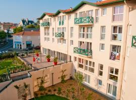 Résidence Pierre & Vacances Premium Haguna, hotel in Biarritz