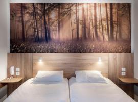 Comfort Annemasse Genève, hôtel à Annemasse près de: Téléphérique du Salève