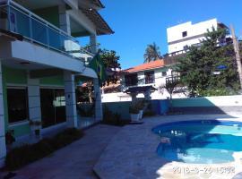 Loft na Praia de Piratininga Niterói Rio de Janeiro, hotel with pools in Niterói