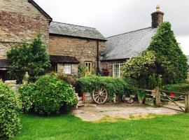 The Draen Bed and Breakfast, B&B in Brecon