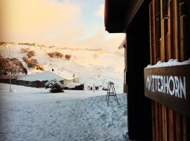 Matterhorn Lodge, hotel in Perisher Valley