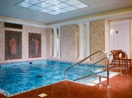 OREA Spa Hotel Palace Zvon Mariánské Lázně, hotel in Mariánské Lázně