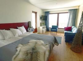 Hotel Arctic Zone, hotelli Rukalla