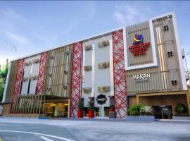 Achievers Airport Hotel, hotel near Ninoy Aquino International Airport - MNL, Manila