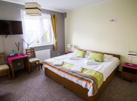 Noclegi Cristal, hôtel à Malbork