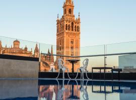 Hotel Casa 1800 Sevilla, hotel en Sevilla