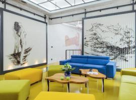 Smarthotel Nezvalova Archa, hotel v destinaci Olomouc