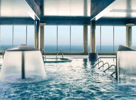 Talaso Atlántico, hotel en Mougás