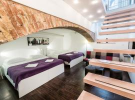 Tia Apartments and Rooms, hotel in Zagreb