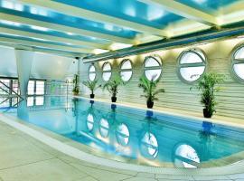 Olympia Spa & Wellness, отель в Карловых Варах