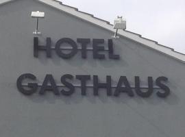 Hotel Restaurant Fritz, Hotel in Gronau