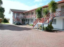 Burgundy Rose Motel, motel in Whangarei