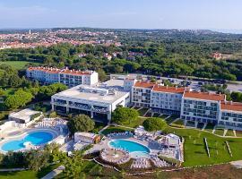Park Plaza Belvedere Medulin, отель в Медулине