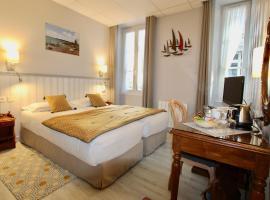 Hotel des Abers, отель в Сен-Мало