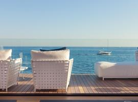 Luxury Sperone Residence, hotel in Novigrad Istria