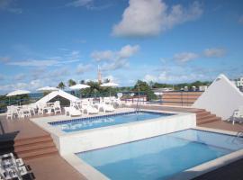 Manos Royal Hotel, hotel in João Pessoa